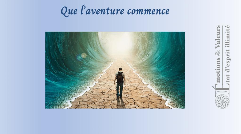 Académie Coach Olfactif - Module 2-2 Que l'aventure commence