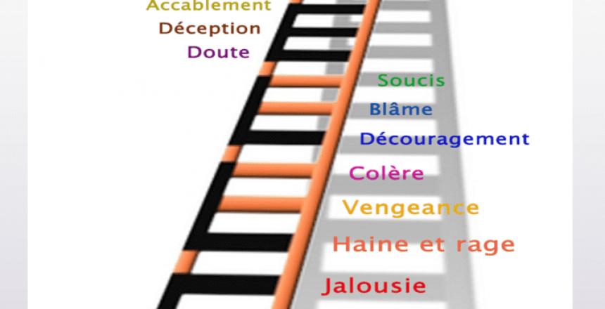 Académie Coach Olfactif - Échelle de guidance émotionnelle